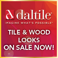 Daltile tile and wood looks on sale now!