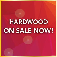 Hardwood flooring on sale now